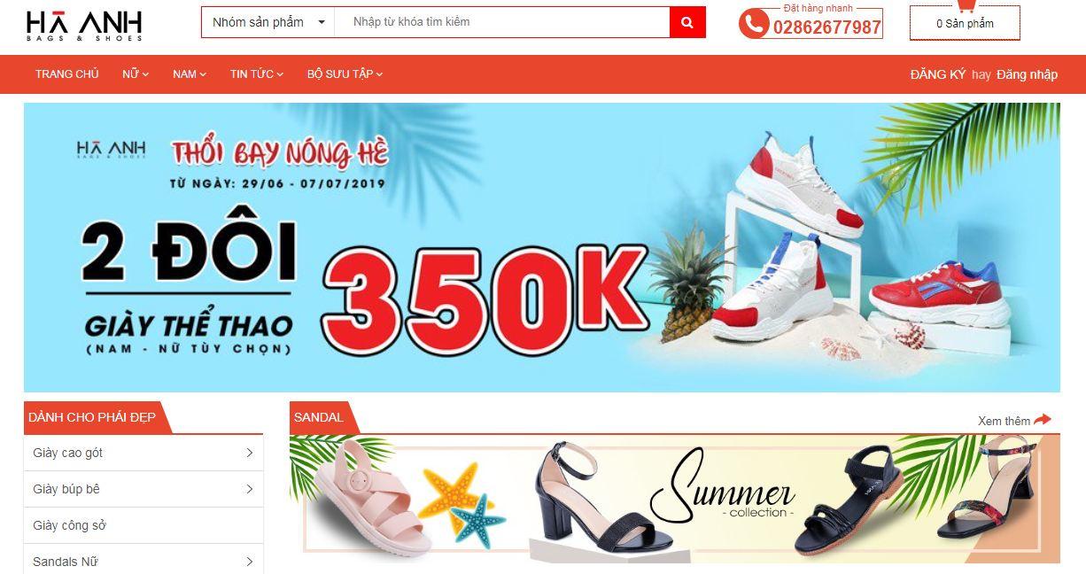 Địa chỉ bán giày Patin Hà Anh