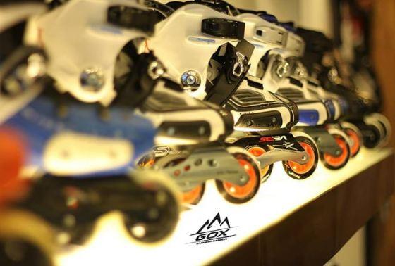 Top 10 địa điểm bán giày patin tại HCM