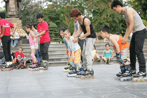 10 địa chỉ dạy trượt patin