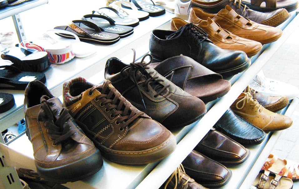 Nhập giày dép kinh doanh online