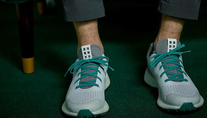 Giày đánh golf nam - Adidas Crossknit Boost DB 1419