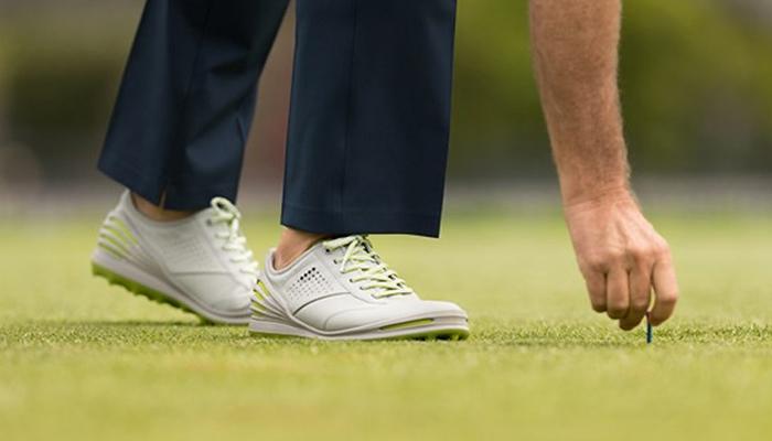 Thương hiệu giay golf cho người trung niên - Ecco Cage Pro