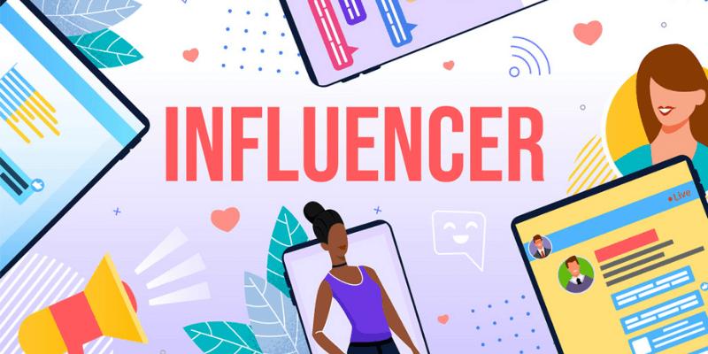 influencer quảng bá thương hiệu